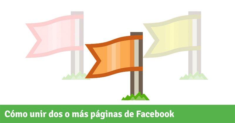 Cómo fusionar múltiples páginas de fans de Facebook en una sola