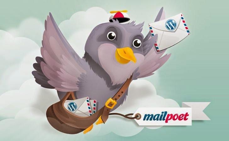 Gestiona tus suscripciones de email y envío de newsletter con MailPoet