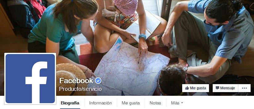 """Nueva pestaña """"Servicios"""" en las Fan Page de Facebook"""