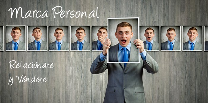 Relaciónate y véndete para afianzar tu marca personal