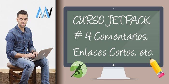 Curso Jetpack: #4 Comentarios, Enlaces Cortos y Gravatar Hovercards