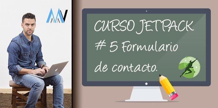 Curso Jetpack: #5 Formulario de Contacto