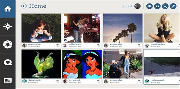 Gestiona varias cuentas de Instagram en Windows 8 y 10 con Instapic