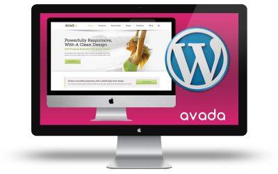 Curso de AVADA para WordPress