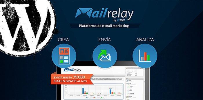 MailRelay, una opción perfecta para tu email marketing con WordPress