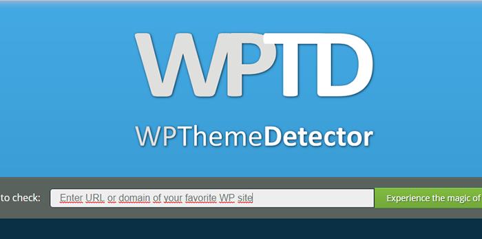 Cómo detectar qué theme y plugins utiliza una web creada con WordPress