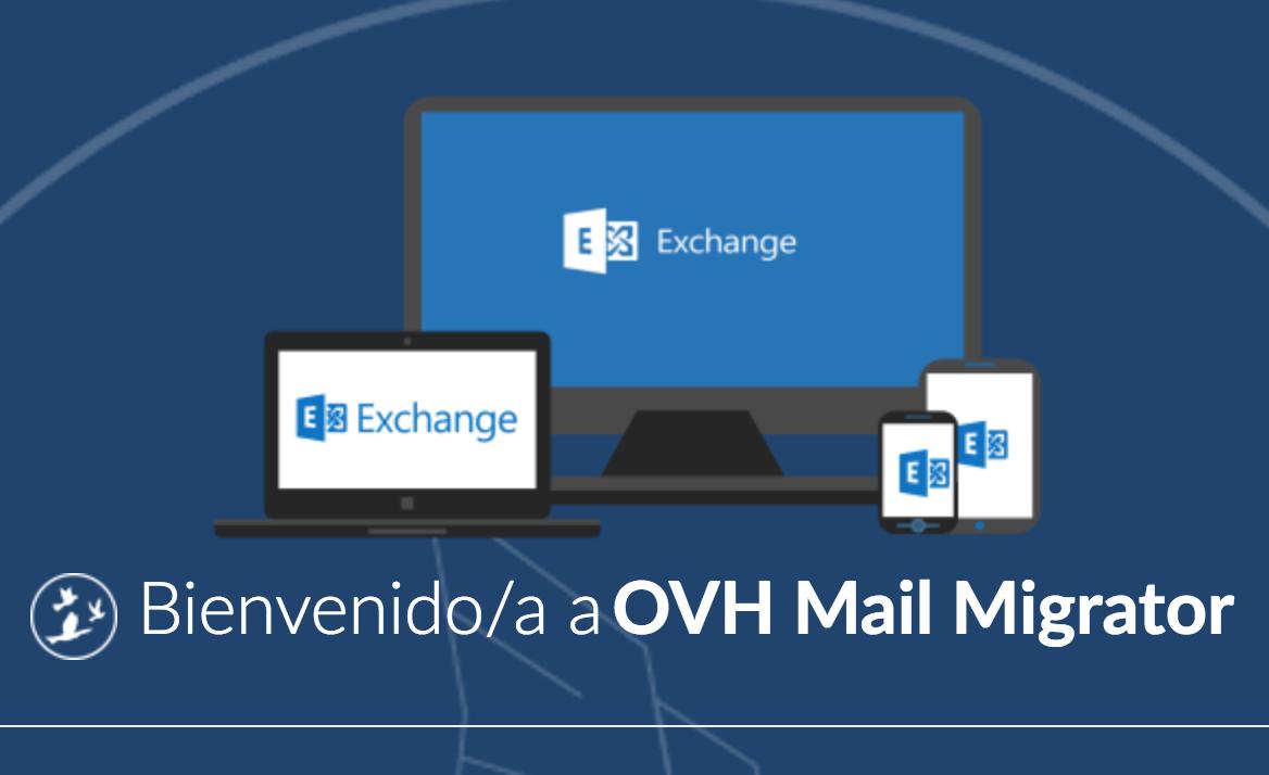 Transferir o migrar correos de un servidor a otro con un solo click