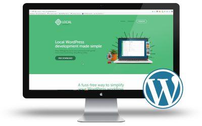 Curso de WordPress en Local