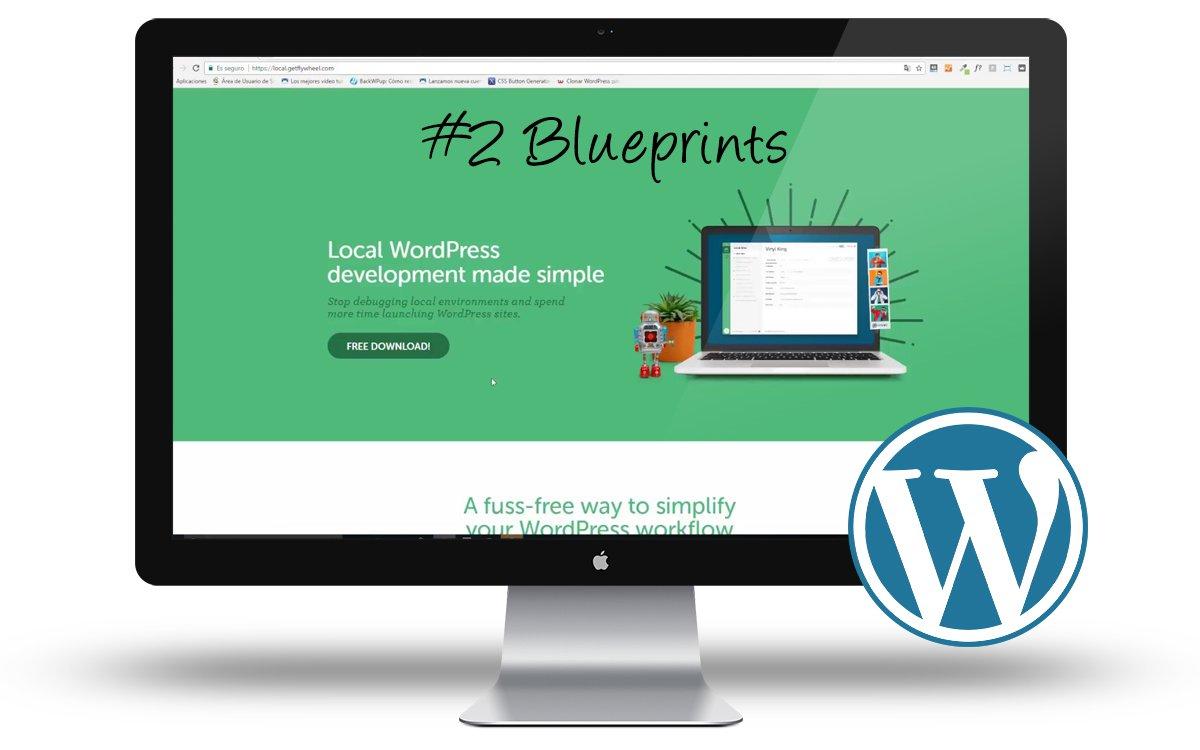 Curso Wordpress Local - Blueprints