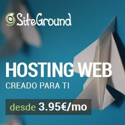 Únete a SiteGround - El mejor hosting