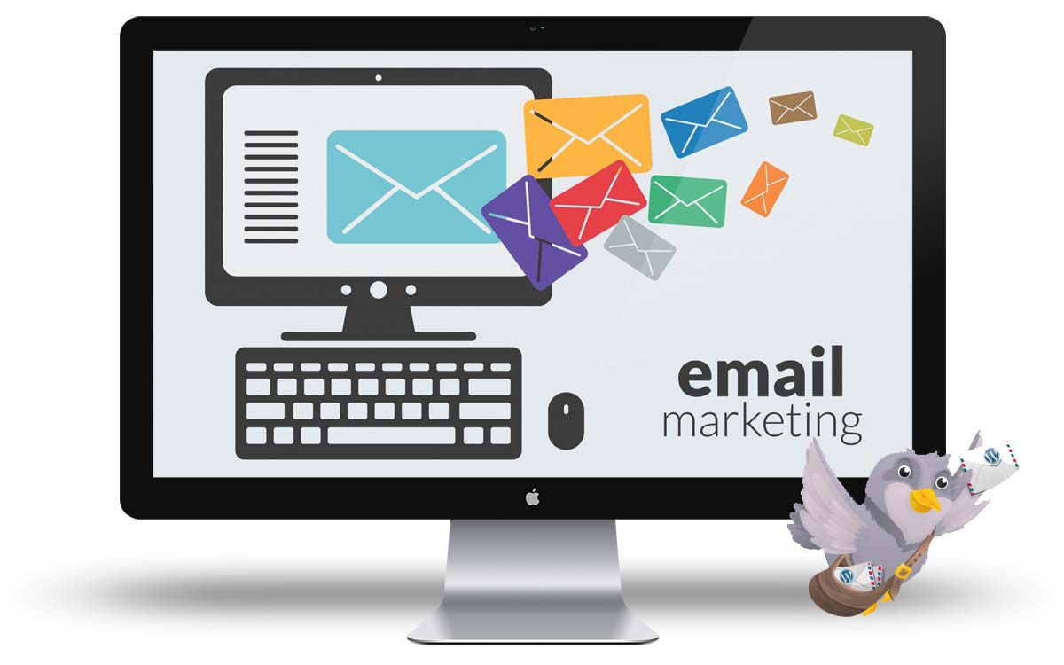 Curso email marketing con WordPress