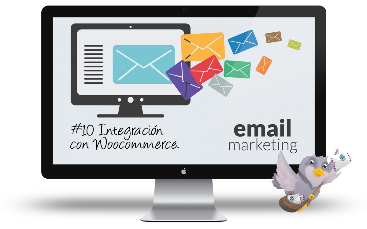 Curso email marketing wordpress - Integracion con Woocommerce