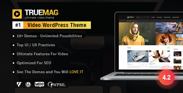 Truemag premium theme wordpress free gratis full