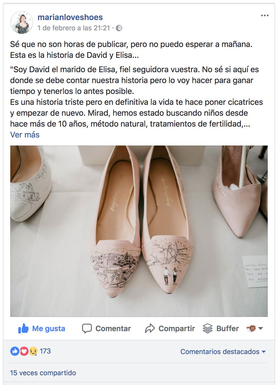 Facebook-marianloveshoes---Buen-ejemplo-de-marketing-online