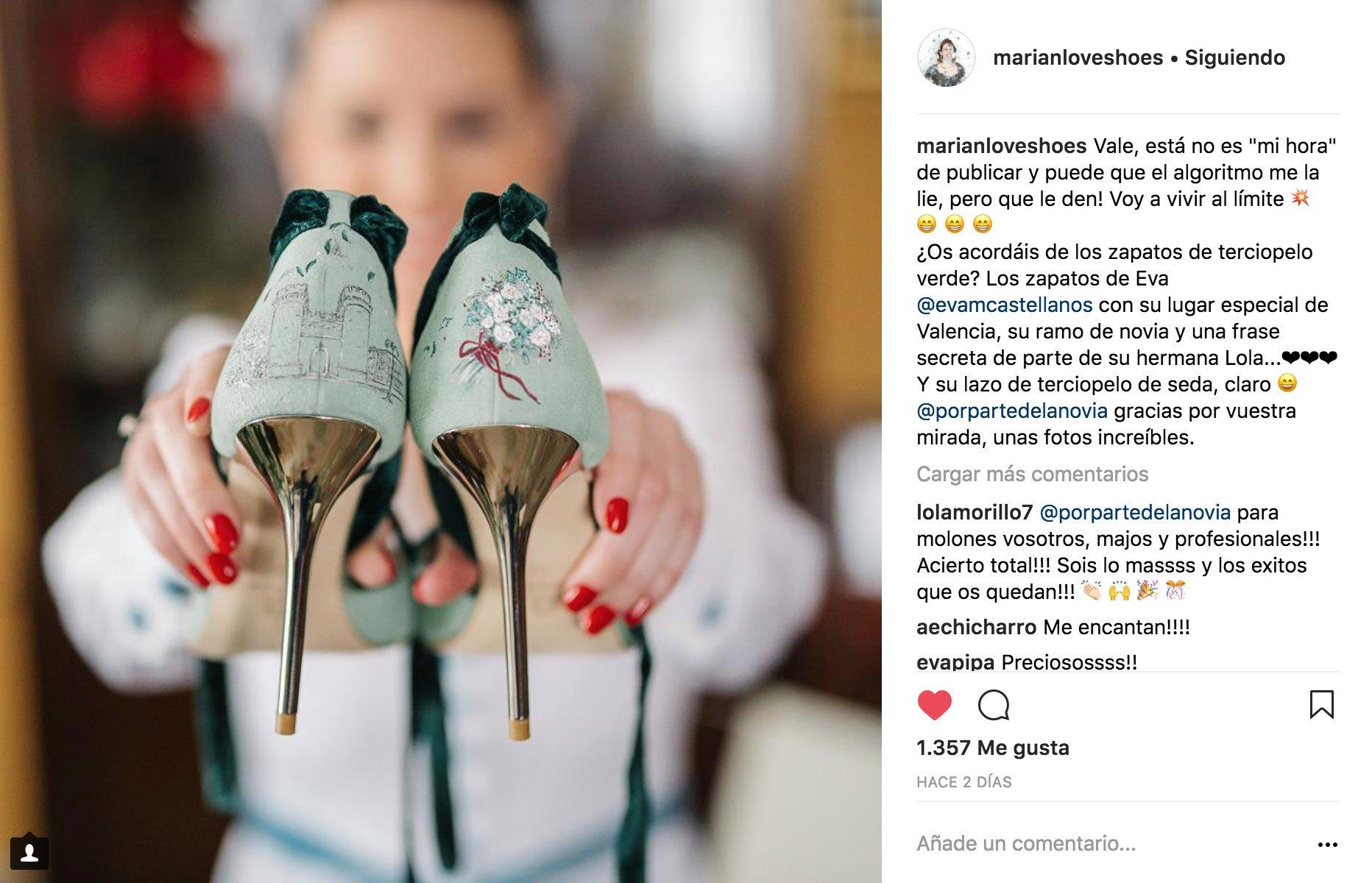 Instagram marianloveshoes