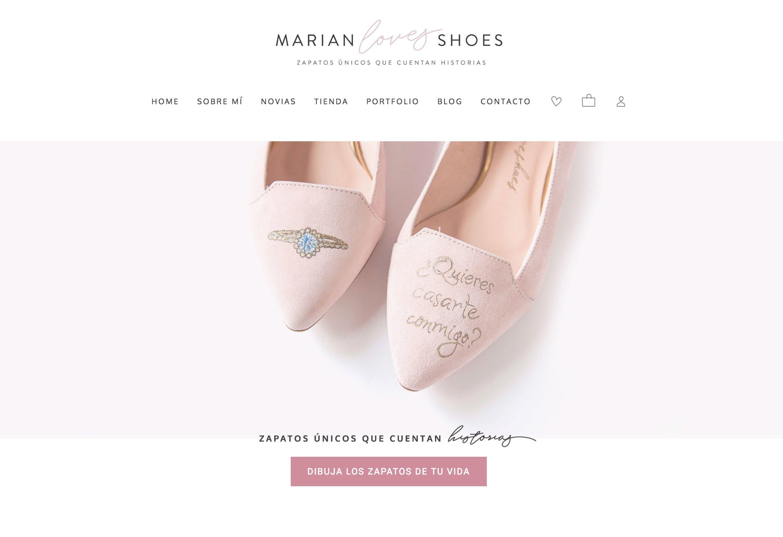Web marianloveshoes