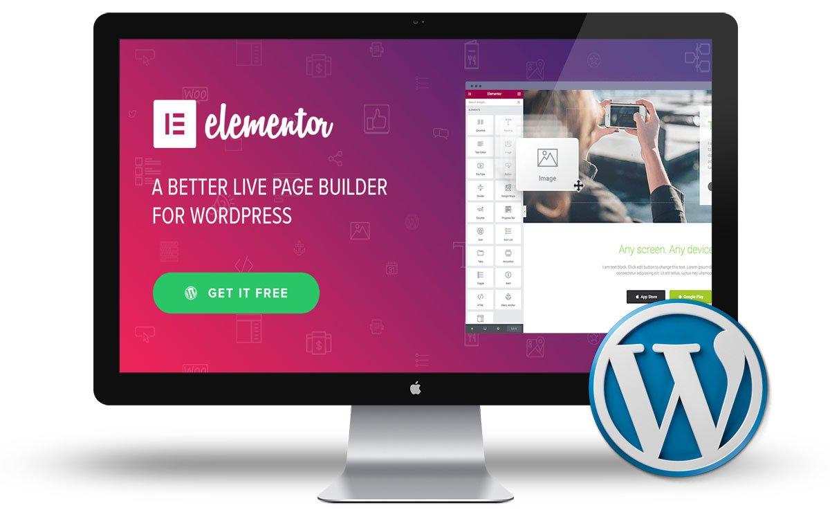 Curso de Elementor Page Builder para WordPress