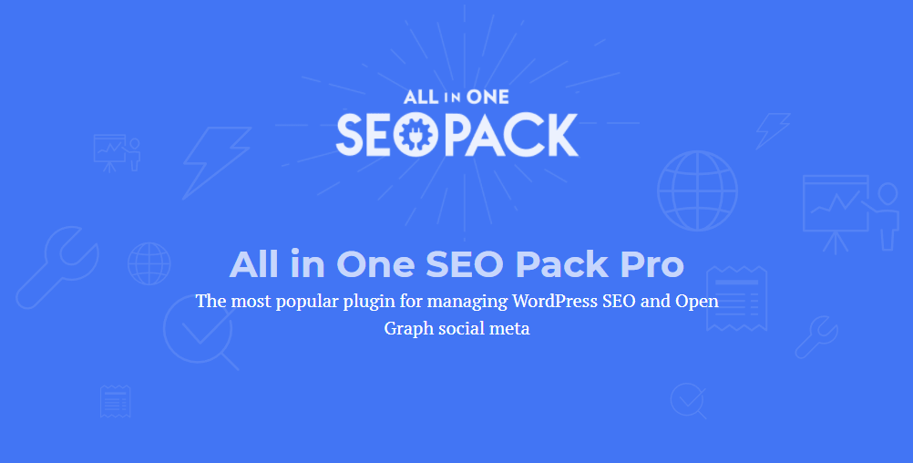 All In One SEO Pack Pro Premium Version