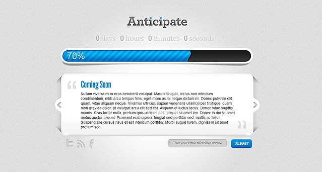 Anticipate WordPress Plugin Elegant Themes