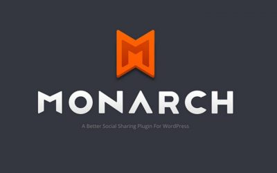 Monarch Social Sharing plugin WordPress