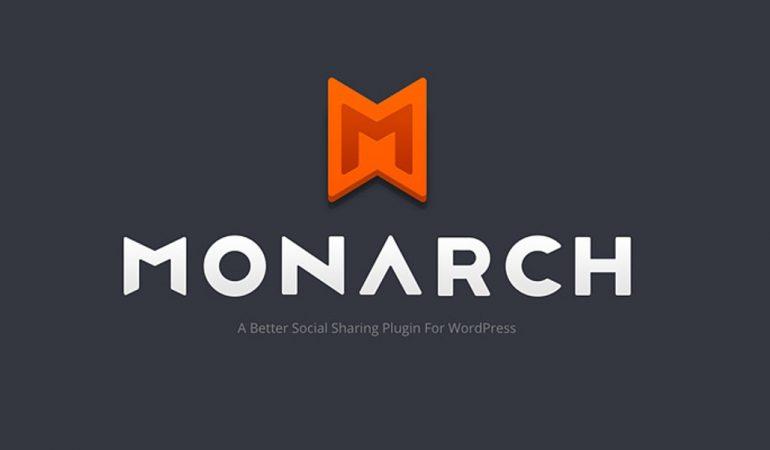 Monarch Social Sharing plugin WordPress