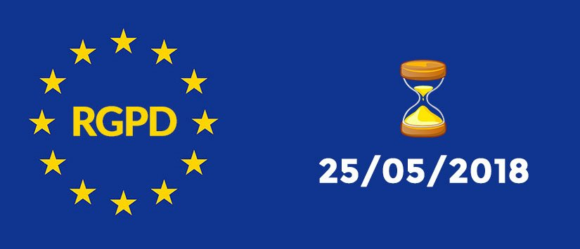 RGPD Reglamento General Proteccion de Datos - 25 mayo 2018