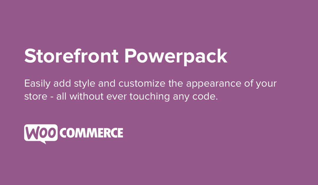 Storefront Powerpack Plugin 1.4.6