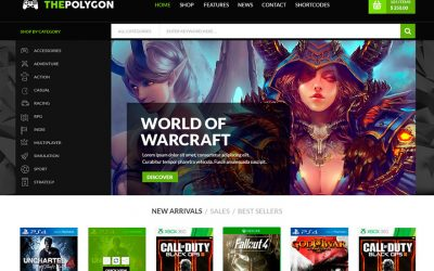 The Polygon Premium Theme – Yith Themes