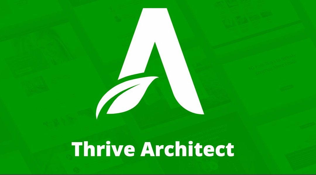 Thrive Architect – Visual Editor Plugin 2.0.29