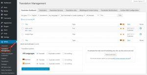 Translation Management Plugin – WP Multilingual