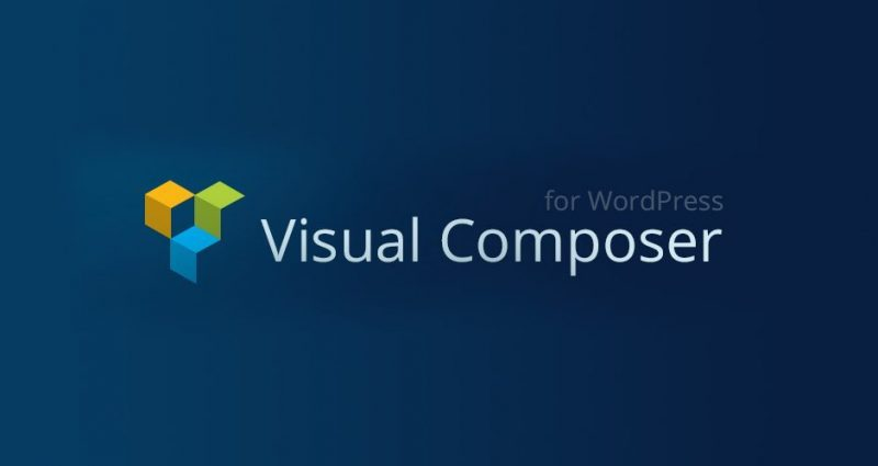 Visual Composer Page Builder 5.4.7 – WPBakery