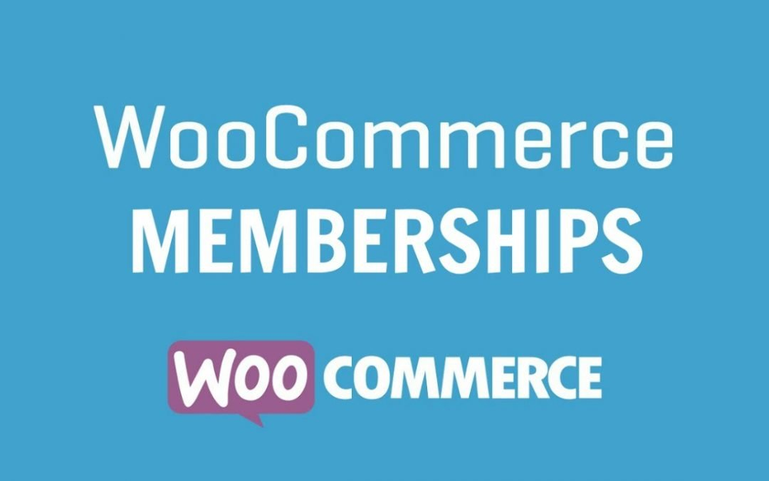 WooCommerce Memberships Plugin 1.10.1
