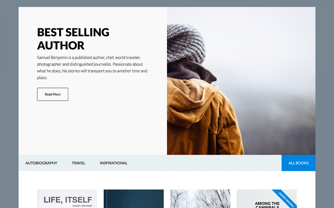 Author Pro Theme 1.2.3 – Genesis Child Theme