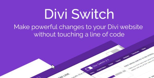 Divi Switch 2.3.9