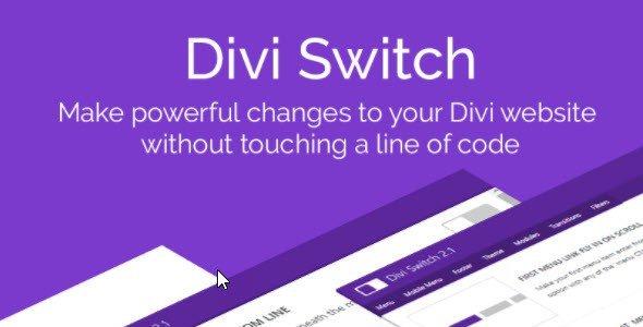 Divi Switch