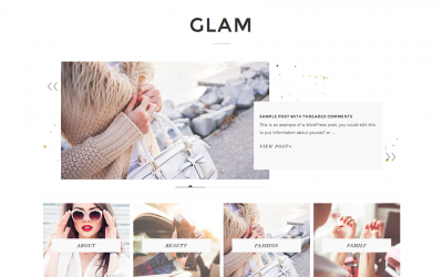 Glam Pro Theme - Genesis Child Theme