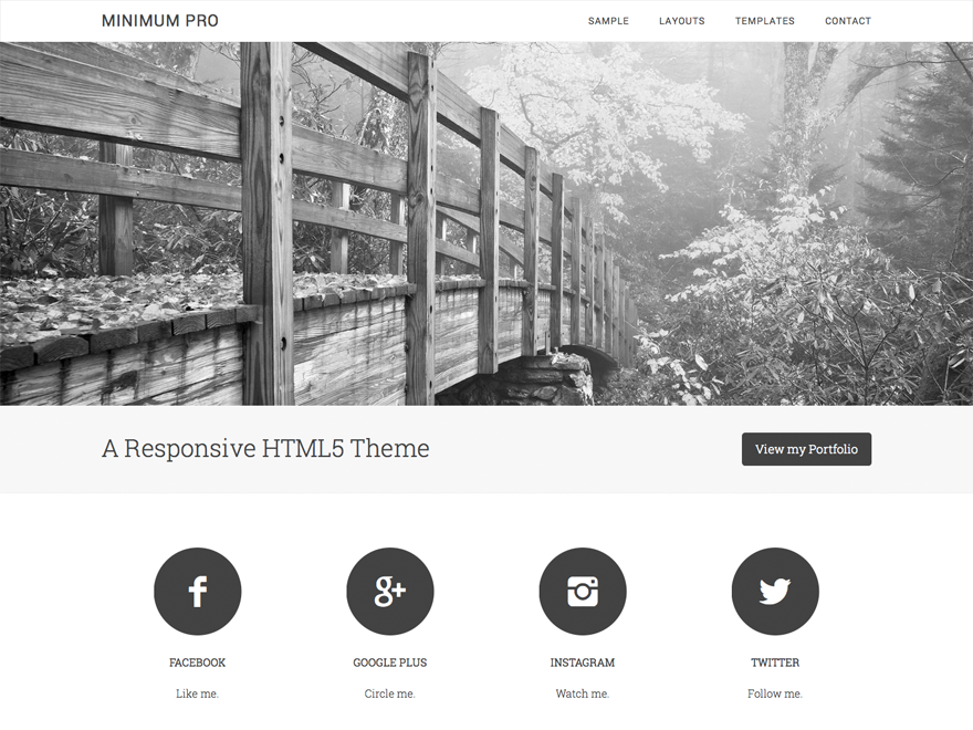 Minimum Pro Theme 3.2.1 – Genesis Child Theme