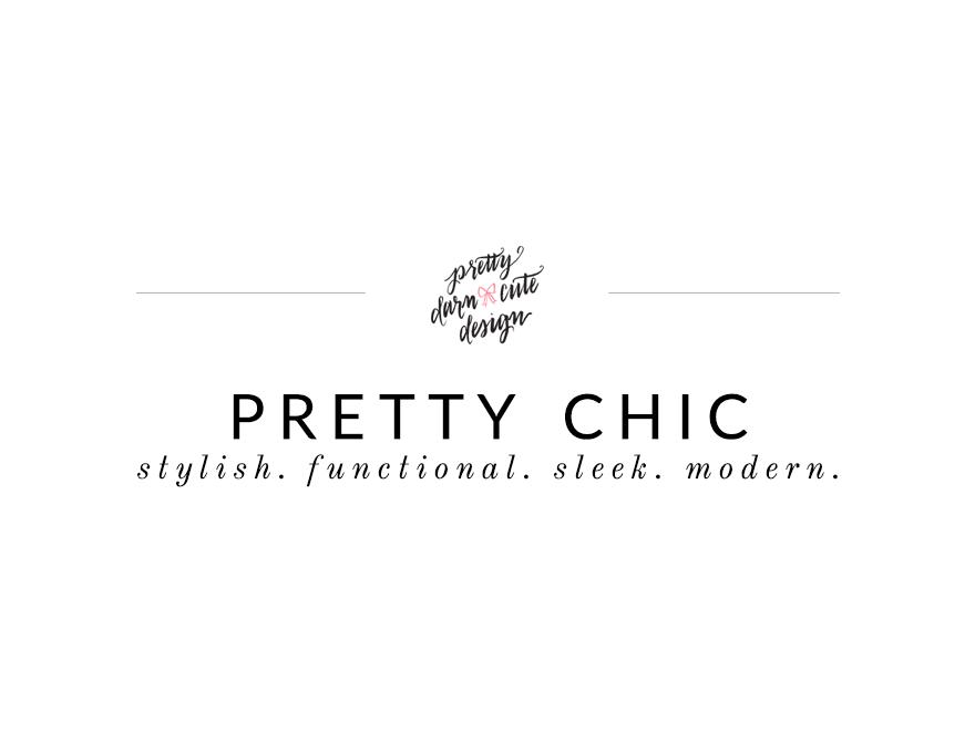 Pretty Chic Pro Theme - Genesis Child Theme