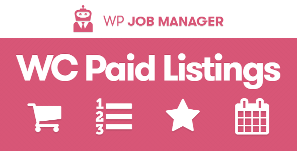 WC Paid Listings – WP Job Manager 2.8.1