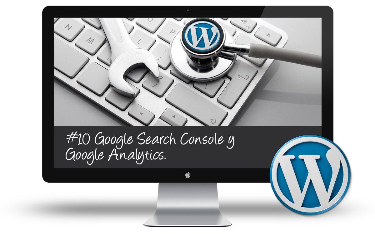 Curso Puesta a Punto WordPress - Google Search Console y Analytics