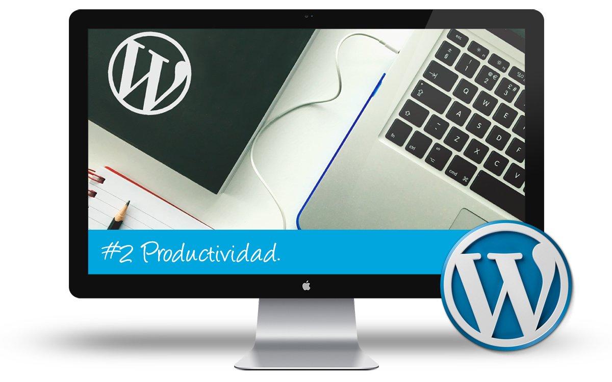 Curso WordPress Intermedio - Productividad