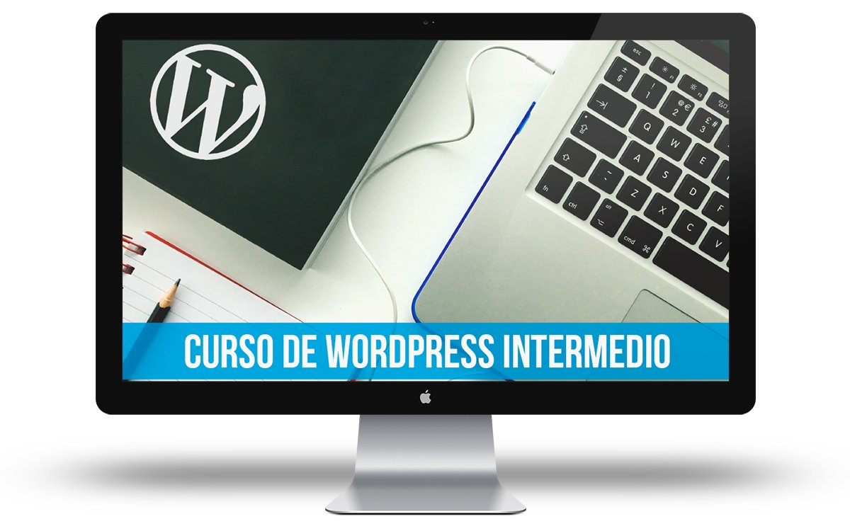Curso WordPress Intermedio
