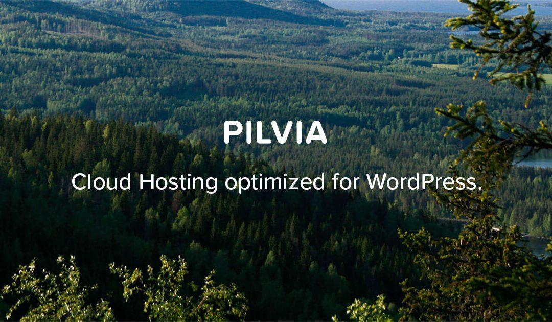 Pilvia, plataforma gratuita para crear webs de prueba con WordPress