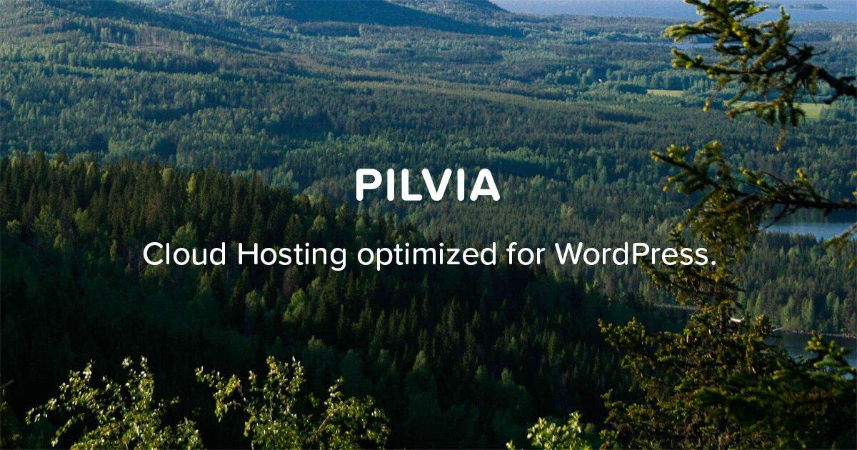 Pilvia crear webs de pruebas gratis en WordPress