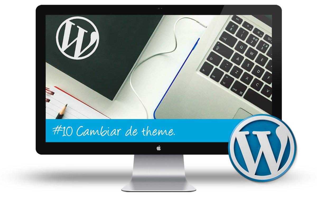 Curso WordPress Intermedio - Cambiar de theme sin perder nada