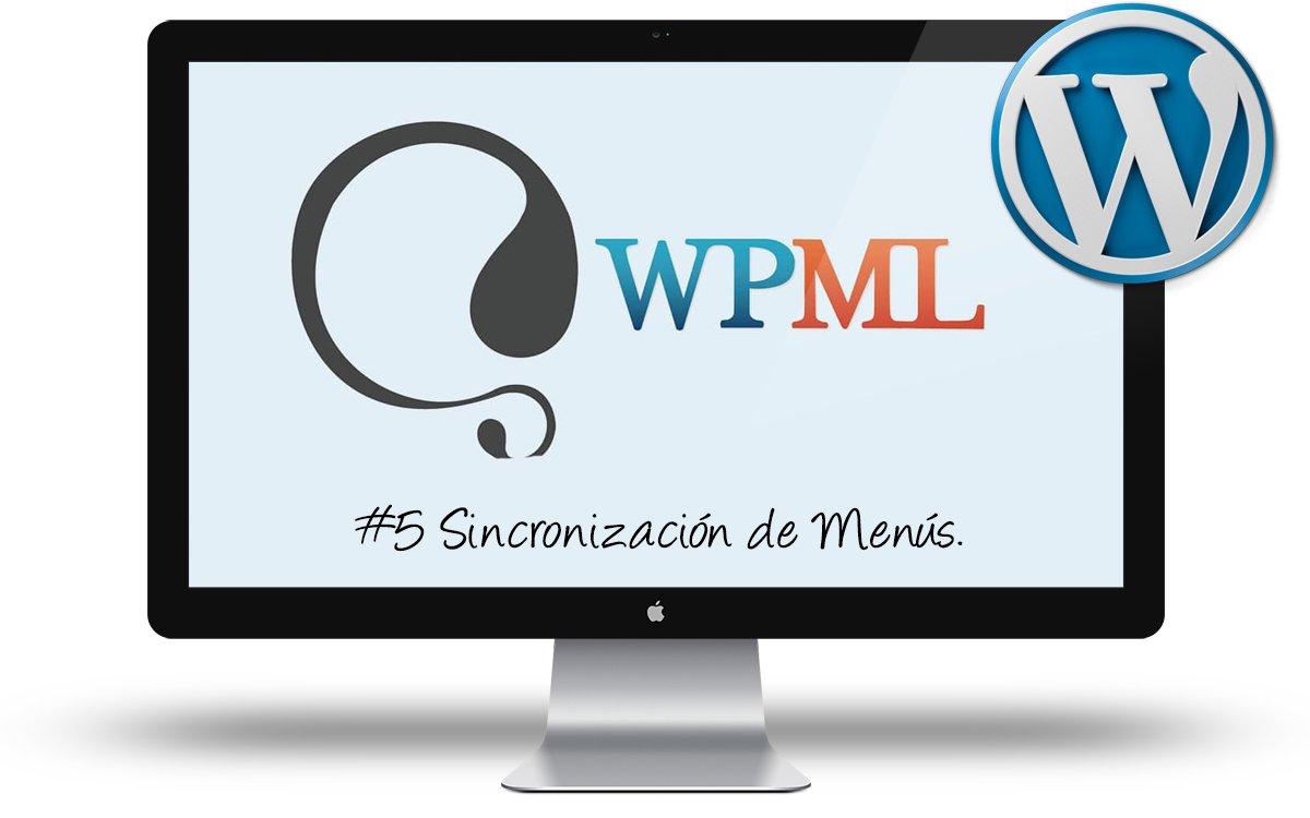 Curso de WPML - Sincronizacion de menus
