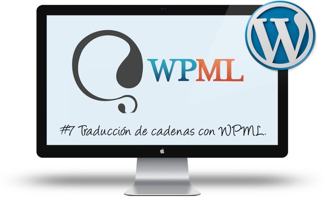 Curso de WPML: #7 Traducción de cadenas con WPML