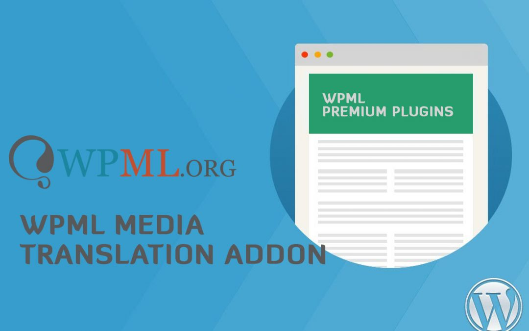 Media Translation 2.3.4 – WordPress Multilingual