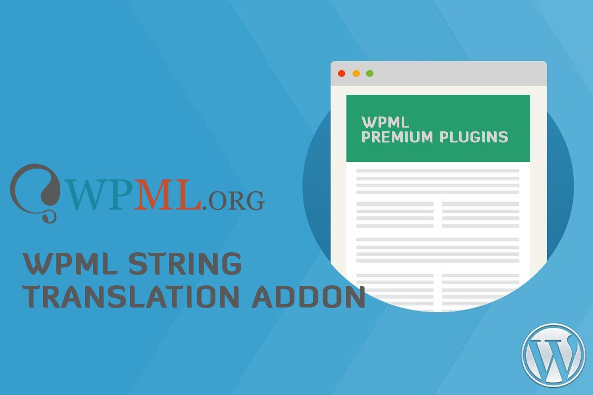 String Translation Plugin – WP Multilingual