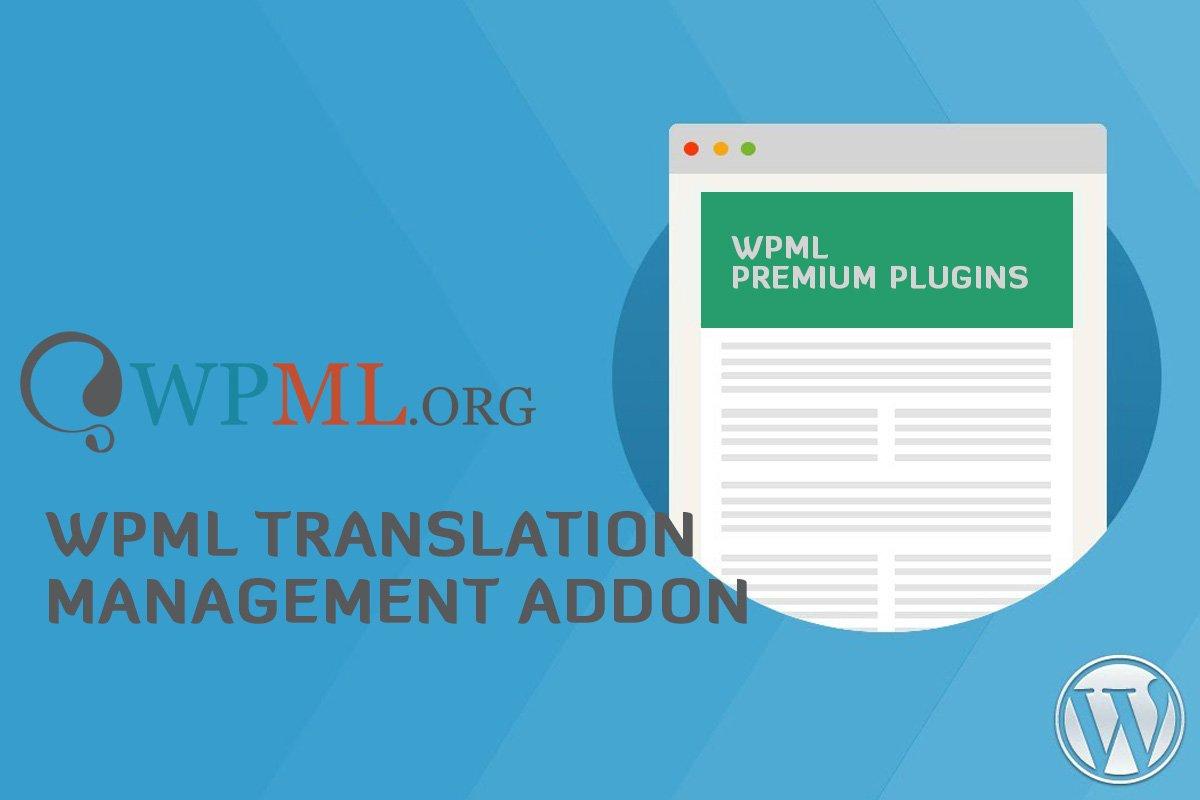 Translation Management Plugin WP Multilingual 2
